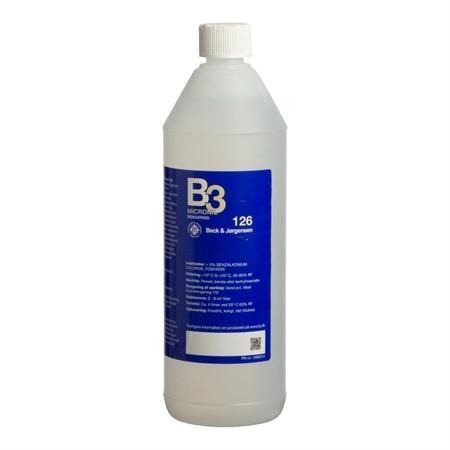 B3 126 Micronil Facadevask 1 Liter