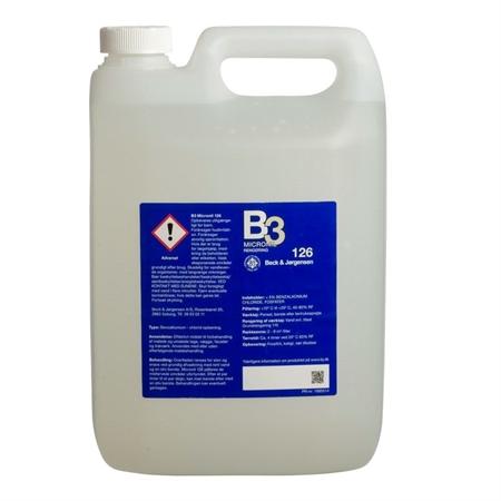 B3 126 Micronil Facadevask 5 Liter thumbnail