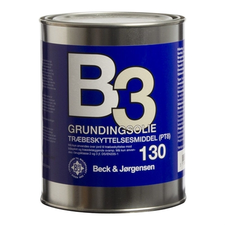 B3 Grundingsolie Vandbaseret 1 Liter