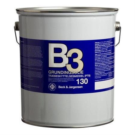 B3 Grundingsolie Vandbaseret 5 Liter