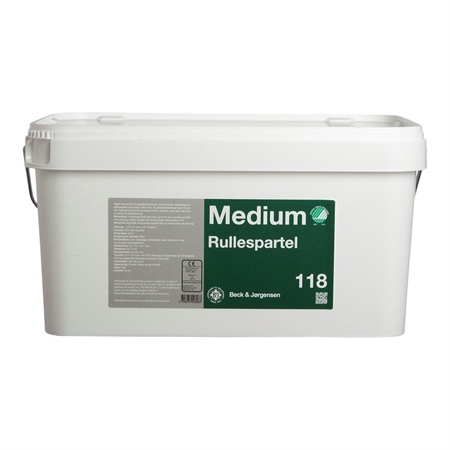 Image of   90 Liter B&J 118 Rullespartel Medium