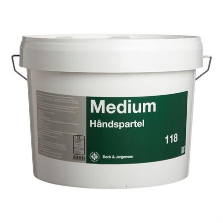 100 Liter B&J Sandspartel Medium thumbnail