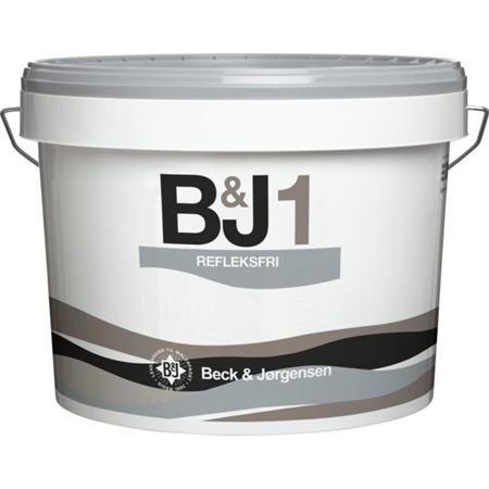 B&J 1 Refleksfri Loftmaling