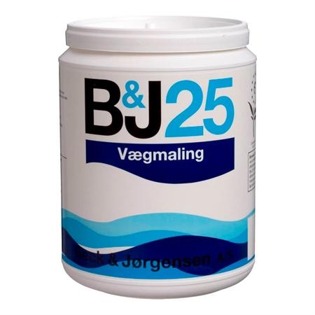 Image of   425 B&J 25 Vægmaling 0,9 Liter