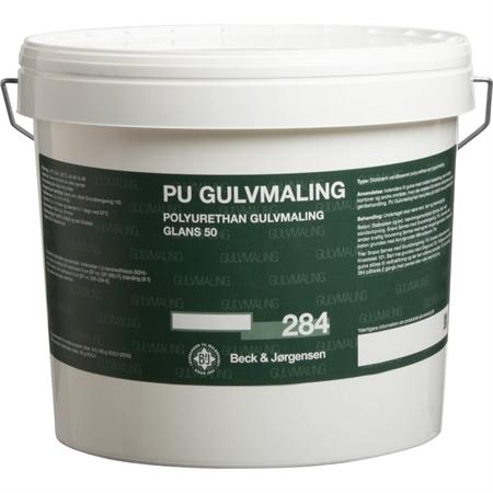 B&J 284 PU Gulvmaling 0,9 Liter thumbnail