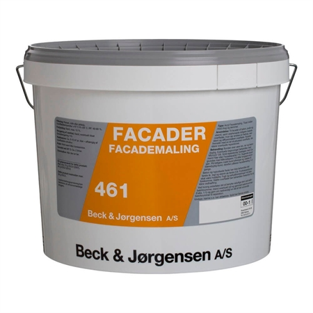Image of   45 Liter B&J 461 Facademaling