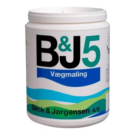 B&J 5 Vægmaling 0,9 Liter