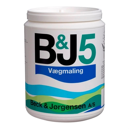 Image of   405 B&J 5 Vægmaling 0,9 Liter