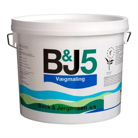 B&J 5 Vægmaling 2,7 Liter