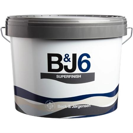B&J 6 SuperFinish Vægmaling 0,9 Liter thumbnail