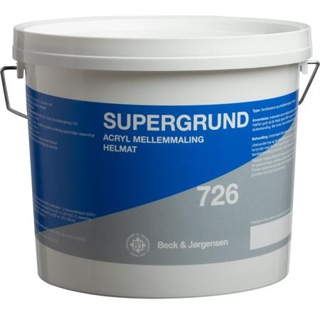 B&J 726 Supergrund Trægrunder 3 Liter thumbnail
