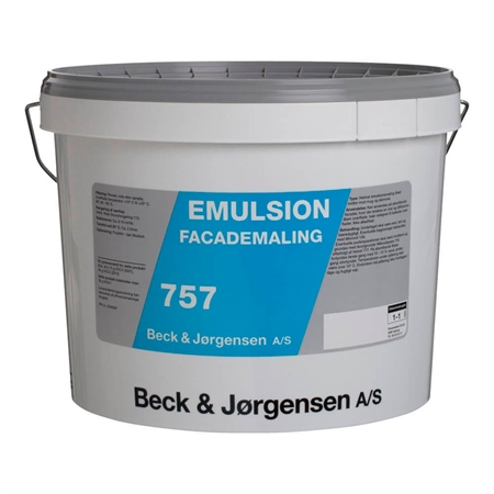 B&J 757 Facademaling Olieemulsion