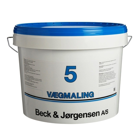 Image of   765 B&J 5 Vægmaling