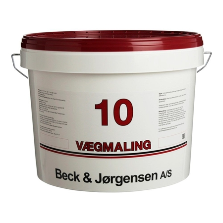 Image of   769 B&J 10 Vægmaling