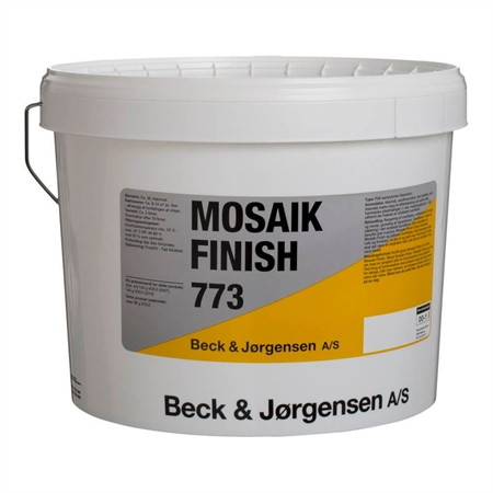 B&J 773 Mosaik Finish 10 Liter