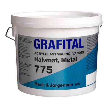 Image of   B&J Grafital Bronzemaling 2,7 Liter