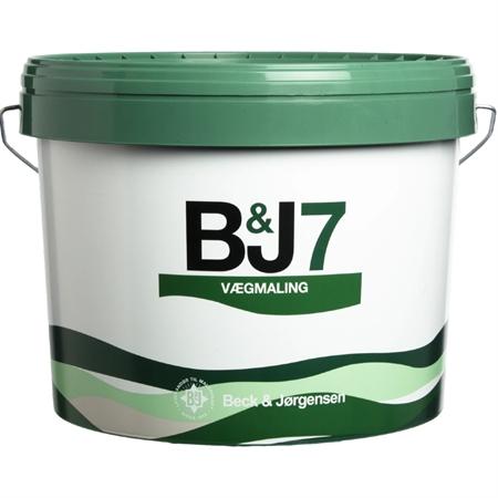 407 B&J 7 Vægmaling 5 x 10 Liter (Storkøb) thumbnail