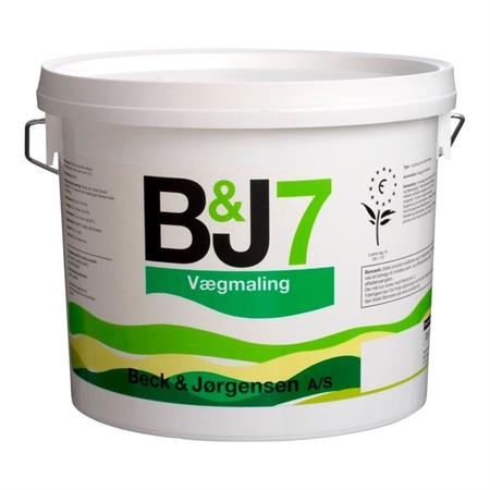 Image of   407 B&J 7 Vægmaling 2,7 Liter