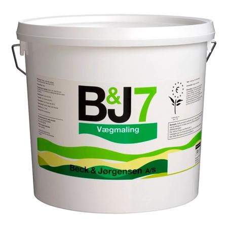 Image of   407 B&J 7 Vægmaling 4,5 Liter
