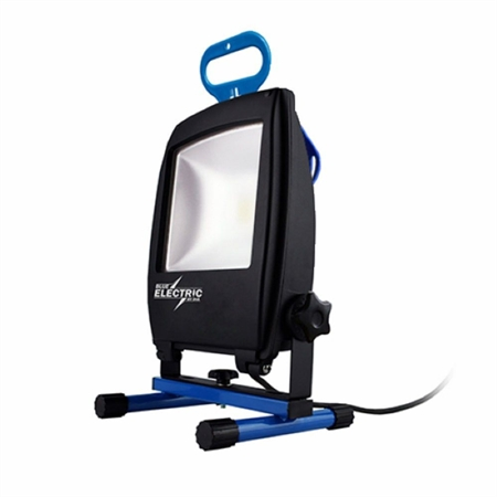 Blue Electric BasicLine LED arbejdslampe 30W thumbnail