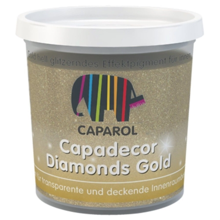 Caparol Capadecor Diamonds Gold 75gr