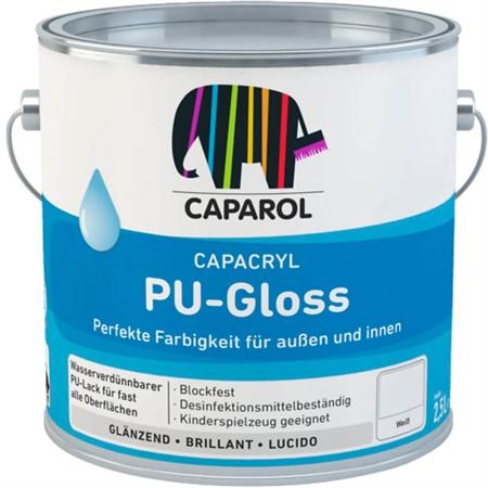 Caparol PU-Gloss Træmaling Blank