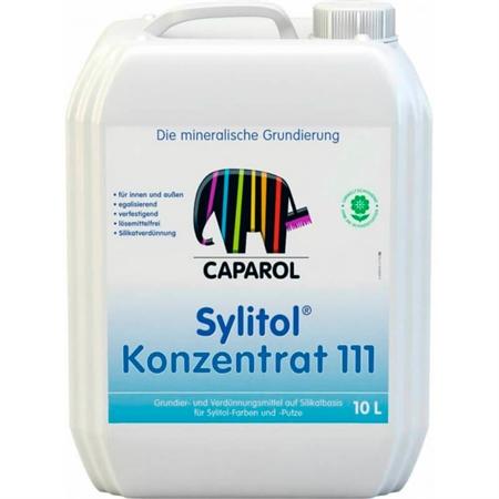 Image of   Caparol Sylitol Silikatgrunder 10 Liter