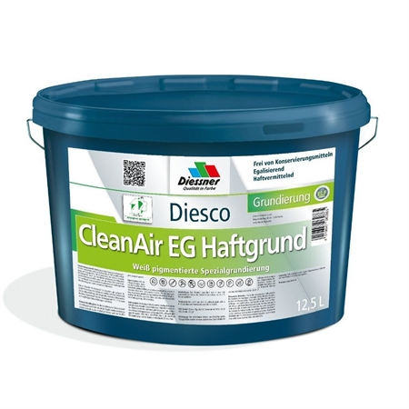 Image of   Diesco Clean Air EG Hæftegrund
