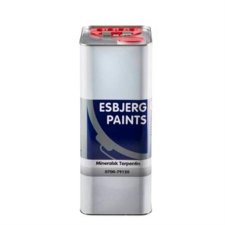 Esbjerg Paints Mineralsk Terpentin 5 Liter