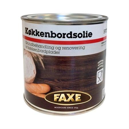 Faxe Køkkenbordsolie 0,75 Liter Hvid thumbnail