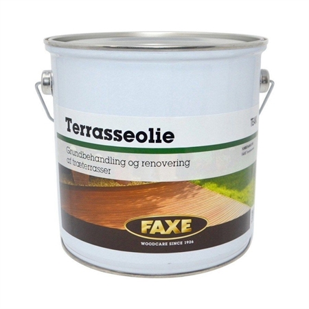 Image of   Faxe Terrasseolie 5 Liter