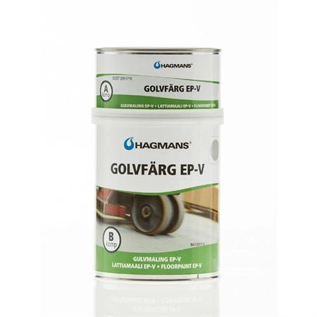 Image of   Hagmans EP-V Epoxy Gulvmaling 1 kg