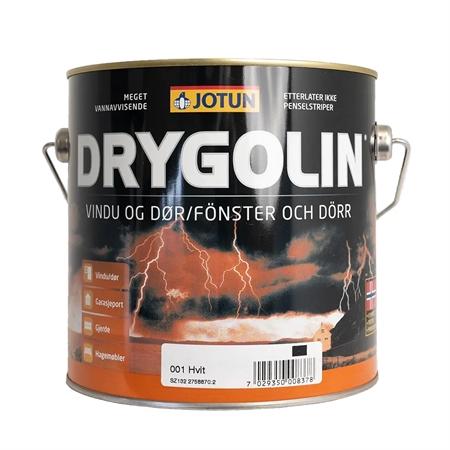 Jotun Drygolin Vindues- og Dørmaling 2,7 Liter