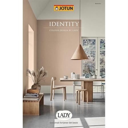 Jotun Farvekort - LADY Identity 2019