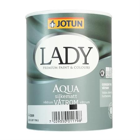 Jotun LADY Aqua Vådrumsmaling 0,68 Liter