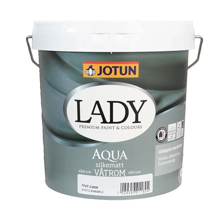 Jotun LADY Aqua Vådrumsmaling