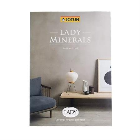 Jotun LADY Minerals Farvekort