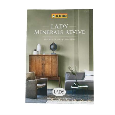 Jotun LADY Minerals Revive Farvekort