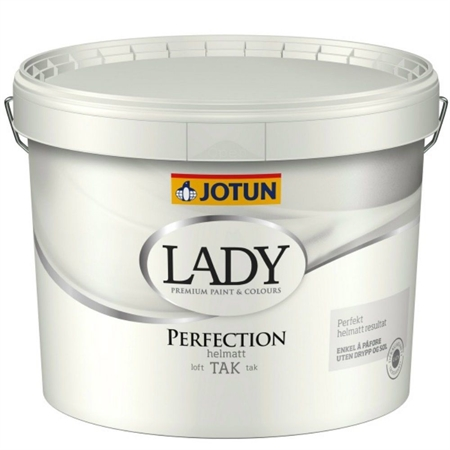Jotun LADY Perfection Loftmaling 02