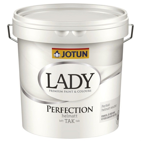 Jotun LADY Perfection Loftmaling 02 - 2,7 Liter