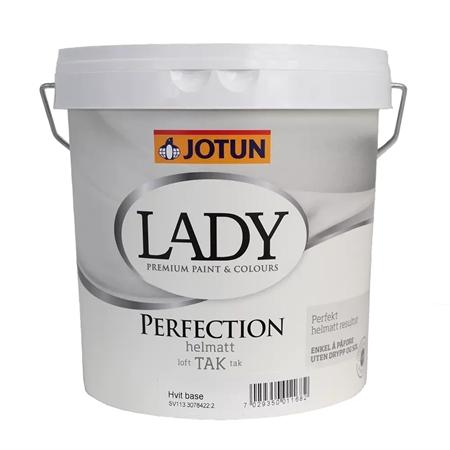 Jotun LADY Perfection Loftmaling 02 - 2,7 Liter thumbnail