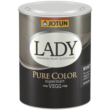 Image of   Jotun LADY Pure Color Vægmaling 0,68 Liter