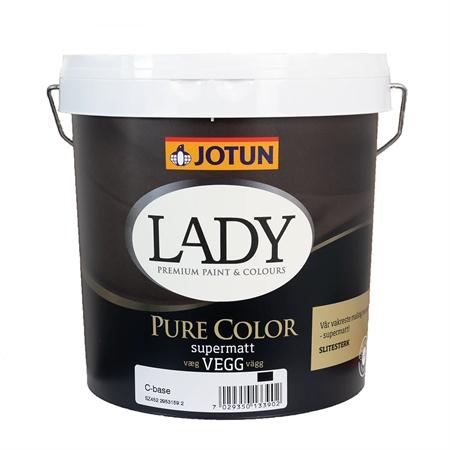 REST: Jotun LADY Pure Color Vægmaling 2,7 Liter thumbnail