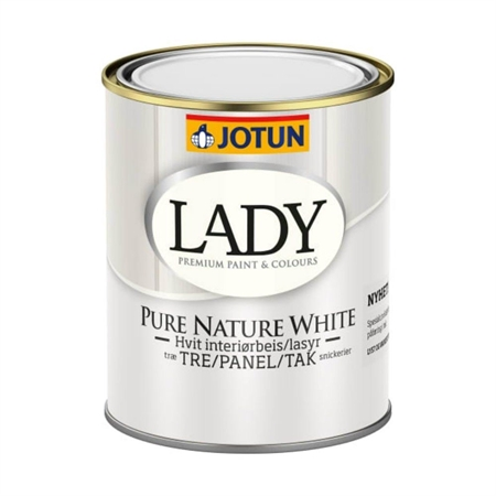 Jotun LADY Pure Nature White 0,75 Liter