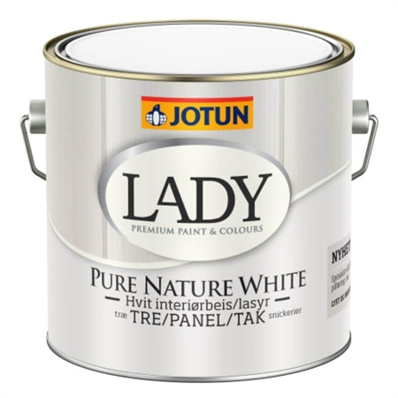 Jotun LADY Pure Nature White 3 Liter