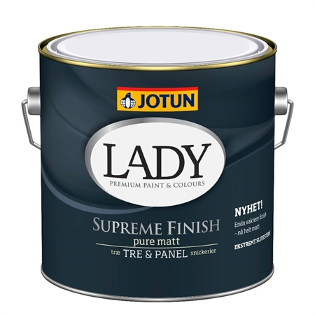 Image of   Jotun LADY Supreme Finish 05 - 2,7 Liter