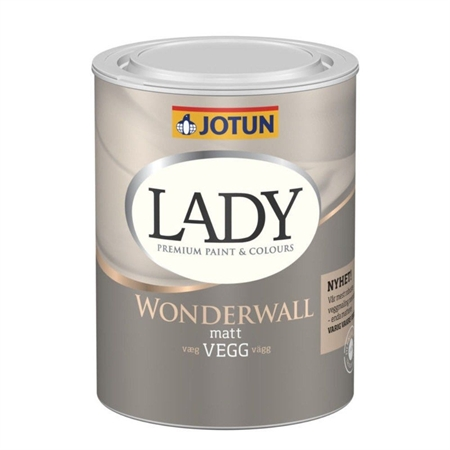 REST Jotun LADY Wonderwall 10 - 0,68 Liter thumbnail