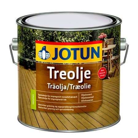 Jotun Træolie Oliebaseret 3 Liter
