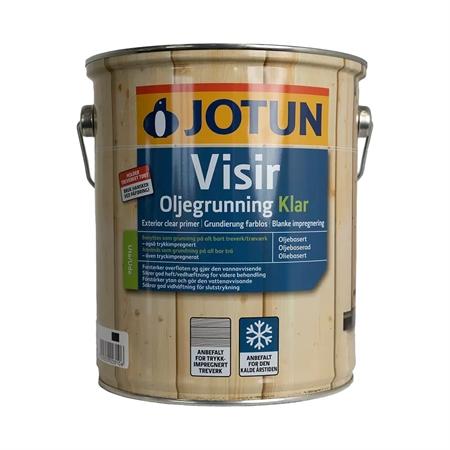 Jotun Visir Oliegrunder Klar 2,7 Liter