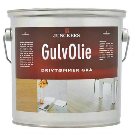 Junckers Gulvolie Sort 5 Liter